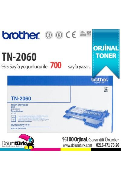 Brother TN-450 / TN-2060 / HL-2130 / DCP-7055 Orjinal Toner