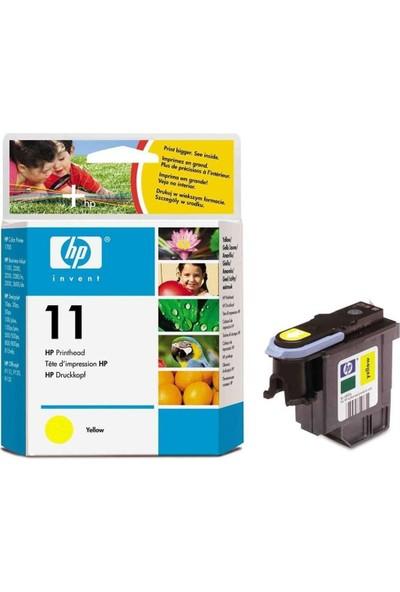 HP 11 C4813A Sarı Baskı Kafası
