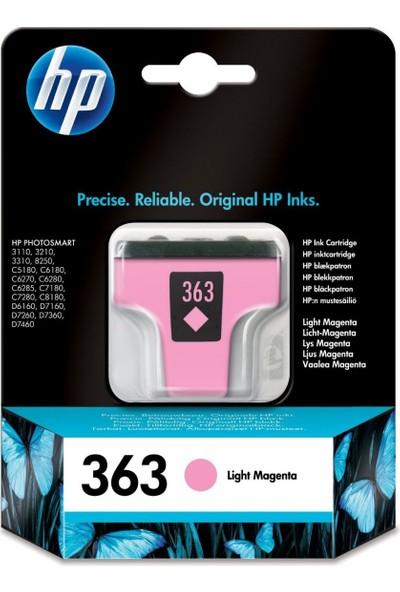 HP 363 C8775E Açık Kırmızı Kartuş