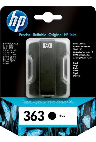 HP 363 C8721E Siyah Kartuş