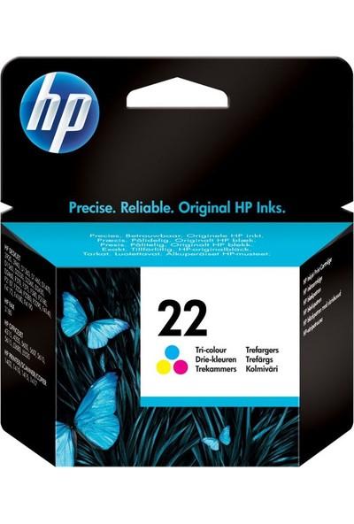 HP 22 C9352A Orjinal Renkli Kartuş