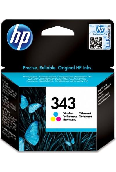 HP 343 C8766E Orjinal Renkli Kartuş