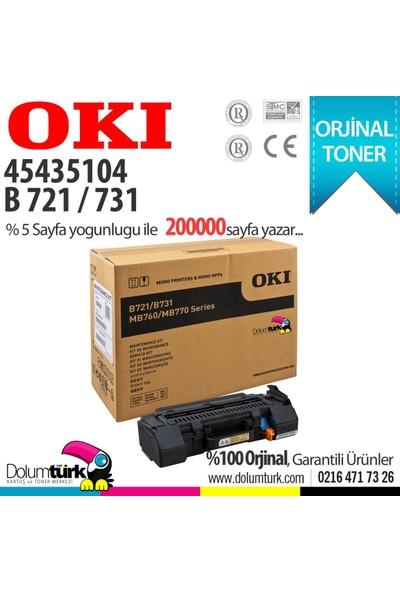 OKI 45435104 Bakım Kiti