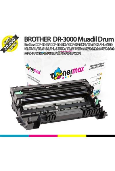 Toner Max® Brother DR-3000 / DCP-8040, DCP-8045D, HL-5130, HL-5140, HL-5170DN, HL-5150, MFC-8220, MFC-8440, MFC-8840 Drum Ünitesi