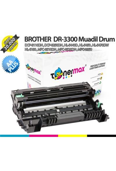 Toner Max® Brother DR-3355 / HL5440 / HL5450 / HL5470 / HL6180 / DCP8110 / DCP8250 / MFC8510 / MFC8520 / MFC8920 / MFC8950 A Plus Drum Ünitesi