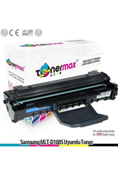 Toner Max® Samsung 108 / MLT-D108S / ML-1640 / ML-2240 / ML-2241 Muadil Toner