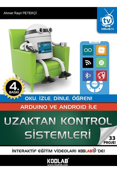 Arduino Ve Android İle Uzaktan Kontrol Sistemleri - Ahmet Raşit Petekçi