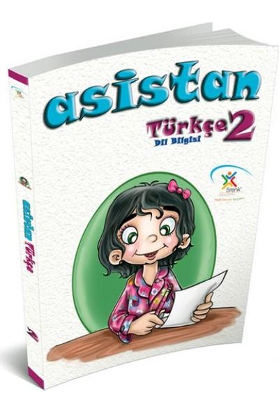 5 Renk Yayınları Asistan Türkçe 2 . Sınıf(Kitap)