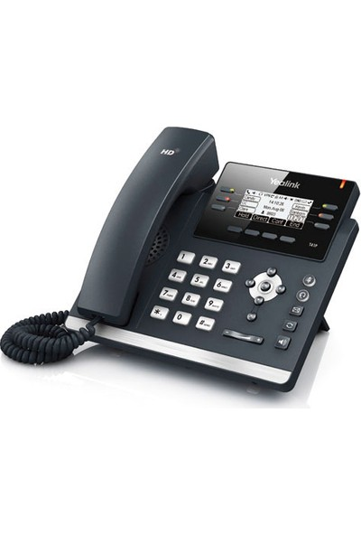 Yealink T41P IP Telefon PoE Destekli