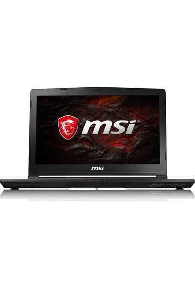 "MSI GS43VR 7RE(Phantom Pro)-091TR Intel Core i7 7700HQ 16GB 1TB + 256GB SSD GTX1060 Windows 10 Home 14.0"" FHD Taşınabilir Bilgisayar"