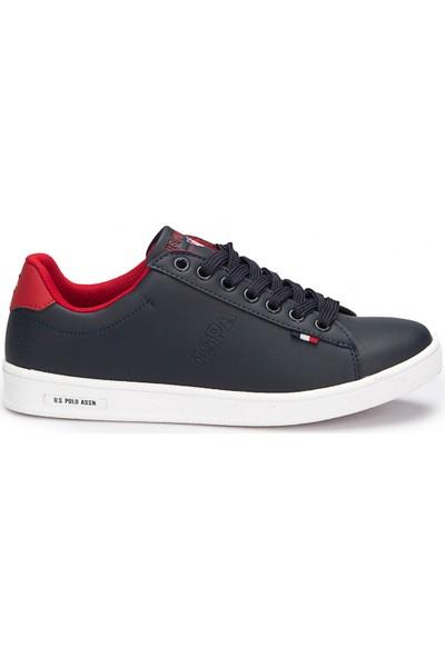 U.S. Polo Assn. Franco Lacivert Kadın Sneaker