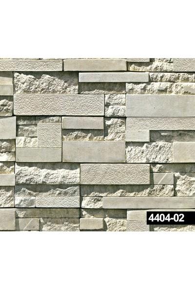 Crown 4404-02 Taş Desenli Duvar Kağıdı