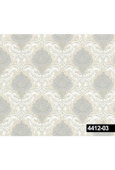Crown 4412-03 Damask Desenli Duvar Kağıdı
