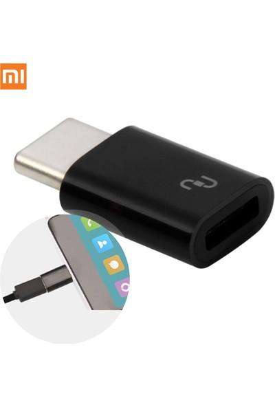 Xiaomi USB Type-C - Micro USB Çevirici Adaptör