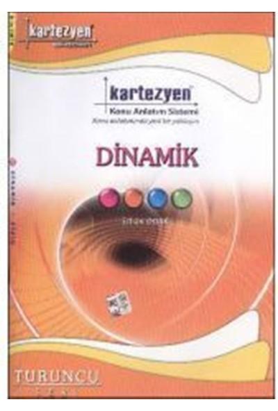 Kartezyen Yayınları Fizik-11 Dinamik Konu Anlatım Fasikülü (Turuncu Seri)