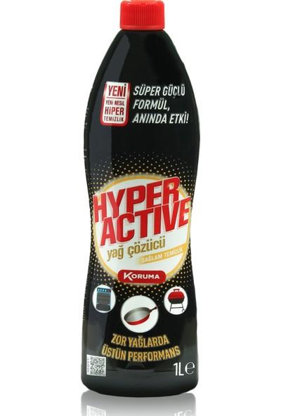 Hyper Active Yağ Çözücü 1 Lt