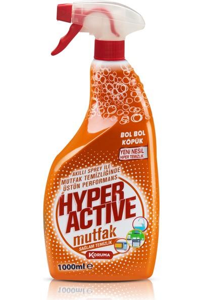 Hyper Active Mutfak Temizleyici Sprey 1000 ml