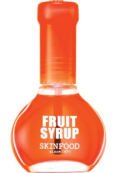 Skinfood Fruit Syrup Nail Oje (no:2 Mandalina Şurubu) 10ml