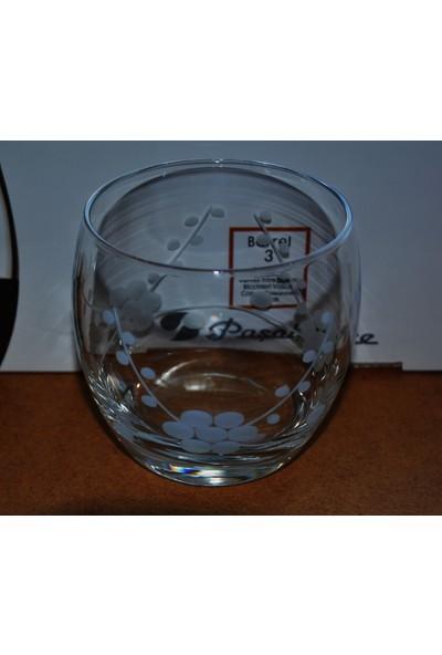 Başak Paşabahçe 41010 Selvi Barrel Su - Meşrubat Bardağı 12 Adet