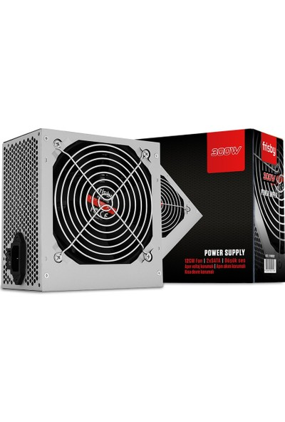 Frisby 300W 12CM Fan Power Supply (FR-PW30C12)