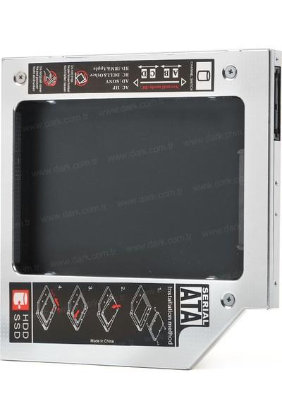 Dark 12.7mm Notebook için Ekstra Sata HDD Yuvası (DK-AC-DSOSD12)