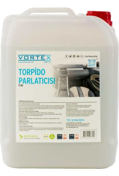 Vortex Torpido Temizleme Ve Bakım Sütü 5Kg