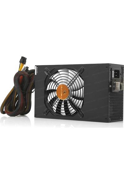 High Power 1600W Rock Solid Pro 80+Gold Modüler Güç Kaynağı (HPE-1600GD-F14C)