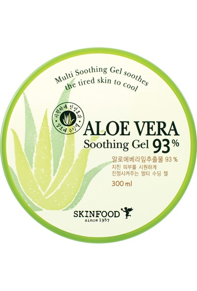Skinfood Aloe Vera 93% Nemlendirici Jel 300ml