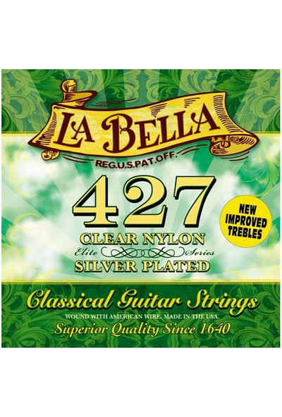 Gitar Aksesuar Klasik Tel Labella 427ELITE