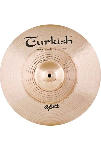 Turkish Cymbals Apex Crash AP-C18