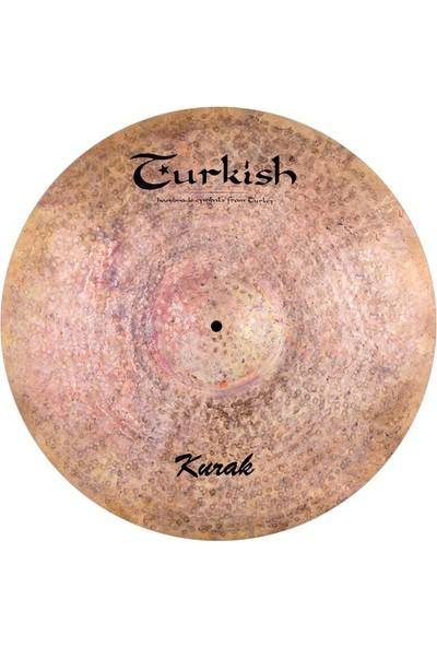 Turkish Cymbals Kurak Ride K-R20