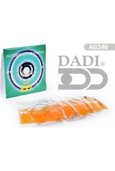 Dadi AG240 Akustik Gitar Teli