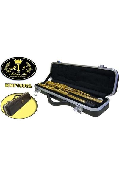 Yan Flüt Altın Kaplama HMF150GL
