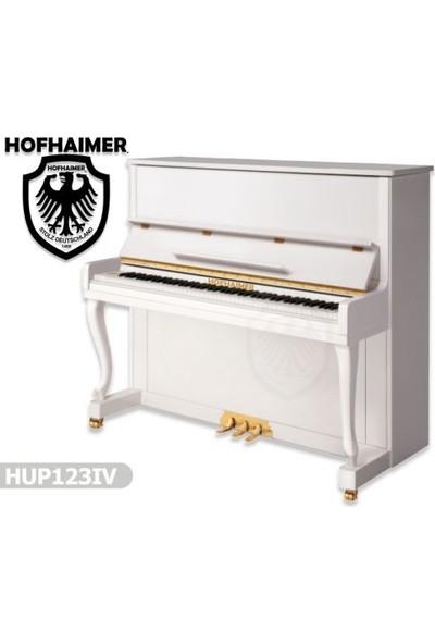 Piyano Konsol Hofhaimer Fildişi Beyazı HUP123IV