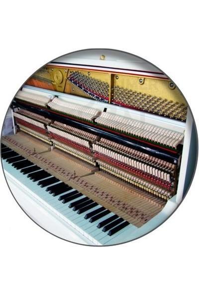 Piyano Konsol Hofhaimer Ceviz HUP123WN