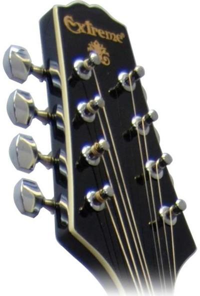 Mandolin Profesyonel Extreme XM80EQBK