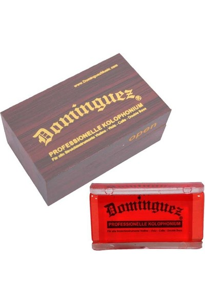 Dominguez Keman Reçine Pro Kırmızı DVR30RD