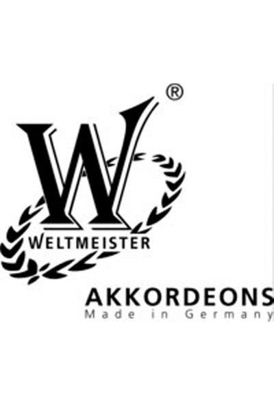 Akordiyon Weltmeister Rubin 30/60/II/3 Kırmızı 01010082