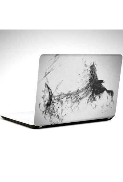 Dekolata Karga Laptop Sticker