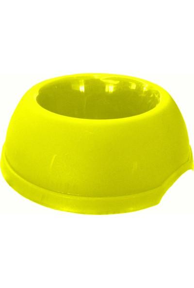 Lepus Köpek Mama Su Kabı 500 ml Sarı