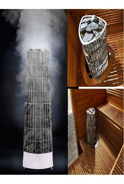 Harvia Kıvı Serisi Sauna Sobası 9 Kw 8-14 M³
