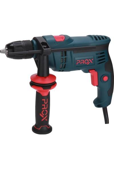 Prox PR-110200 Profesyonel Darbeli Matkap 710W 13mm 3Mt Kablo