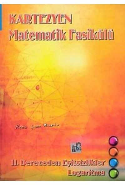 Kartezyen Yayınları Matematik Fasikülü 2. Dereceden Eşitsizlikler - Polinomlar