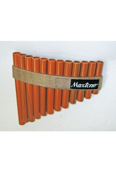Maxtone Pan Flüt 12 Nota Pvc Bag Taıwan