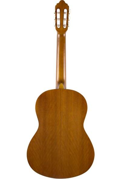Valencia VC204 Klasik Gitar (Kılıf Hediyeli)