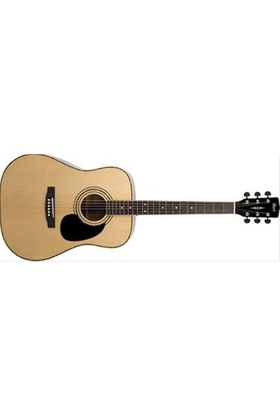 Cort Ad880Nsw Akustik Gitar (Kılıflı)