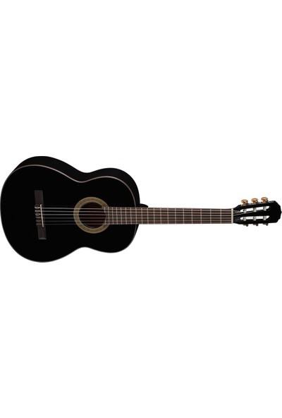 Cort Ac12Bk Klasik Gitar (Siyah)