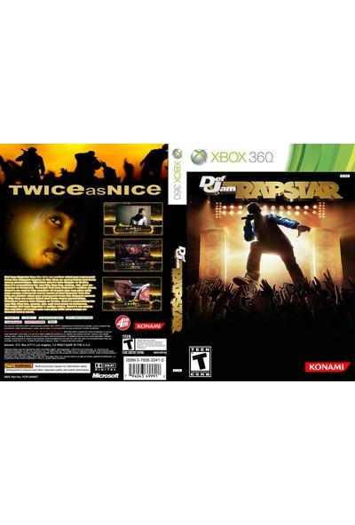 Def Jam Rapstar Xbox 360