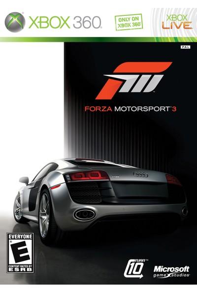 Forza 3 Xbox 360
