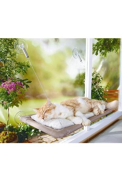 Pratik Sunny Seat Cama Asılan Kedi Yatağı